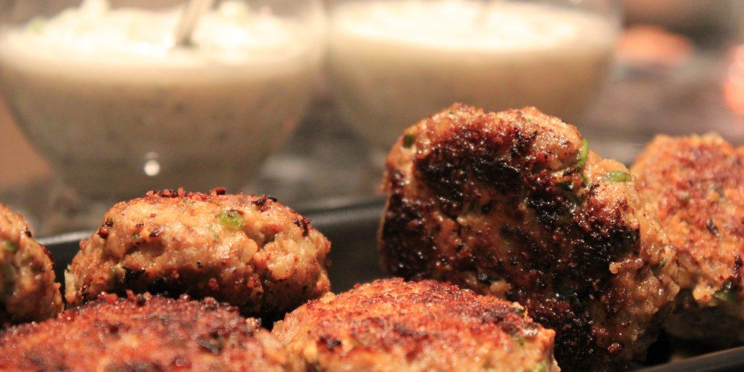 Indian kebabs